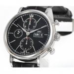 IWC時計コピー ポートフィノ クロノIW391002
