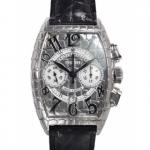 フランクミュラー時計コピー トノーカーベックス アイアンクロコクロノ 8880CCAT IRON CRO