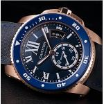 2016カリブル ドゥ カルティエ ダイバー ブルー PG CRWGCA0009 新作 スーパーコピー 時計