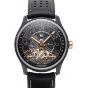 ジャガー・ルクルト コピー 時計 AMVOX3 トゥールビヨン GMT リミテッド Q193C450