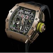 2017年新作リシャール ミル RM11-03日本最大級のコピー腕時計