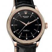 ロレックス ストラップ 50605RBRチェリーニ タイム人気 時計