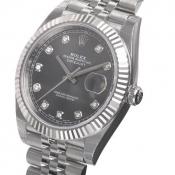ロレックス デイトジャスト ステンレス メンズ ブランド時計コピー126334 G