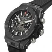 HUBLOTビッグバンスーパーコピー時計 ウニコ ブラックマジック441.CI.1170.RX