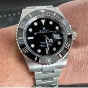 最高級の時計 サブマリーナーロレックス 126610LN