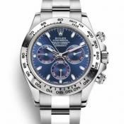 ブルーロレックス コスモグラフ デイトナ 116509スーパーコピー時計