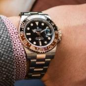 ロレックス(ROLEX) コピー時計GMTマスターⅡ 126711CHNR