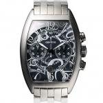 FRANCK MULLER フランクミュラー時計コピー カサブランカ カモフラージュ クロノ 8883CCCD