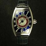 フランクミュラー5850VEGAS Blue スーパーコピー