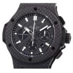 (HUBLOT)ウブロ ブランコピー ビッグバン カーボン 301.QX.1724.RX 時計