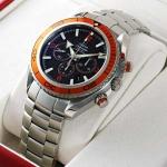 ブランド オメガ 腕時計コピー通販 シーマスター プラネットオーシャン クロノ 2218-50
