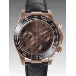 ROLEX ロレックス人気 時計 コピー デイトナ 革ベルト116515LN