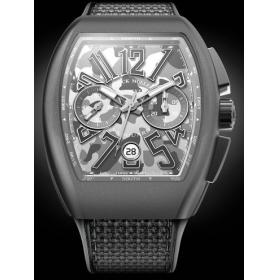 V 45 SC DT CAMOUFLAGEスーパーコピー時計