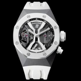 new product 6dceb 8b184 オーデマ ピゲ ロイヤル オーク コンセプト・GMT・トゥールビヨンスーパーコピー時計 26580IO.OO.D010CA.01