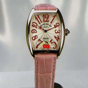 7502QZSAKURAスーパーコピー時計