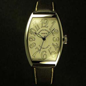 5850CASA Whiteスーパーコピー時計