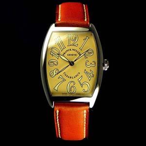 2852CASA Y-Leatherスーパーコピー時計